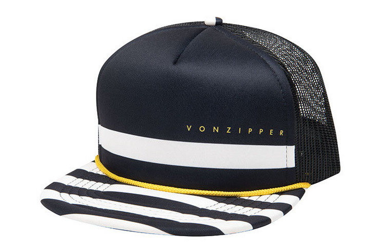 VONZIPPER HATS BANDED TRUCKER