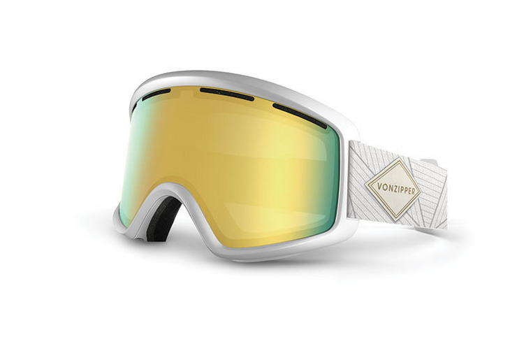 VONZIPPER BUY WITH RX BEEFY SNOW GOGGLE