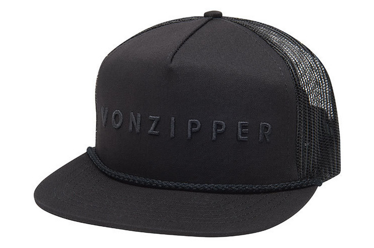 VONZIPPER HATS BLACKOUT HAT