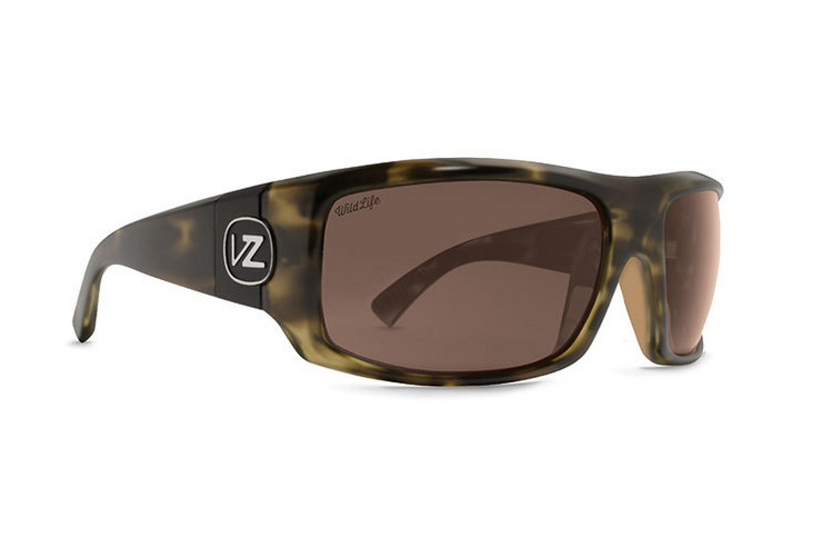 VONZIPPER POLARIZED CLUTCH POLARIZED SUNGLASSES