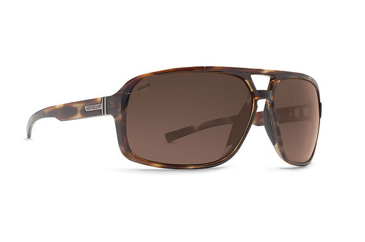 VONZIPPER POLARIZED DECCO POLARIZED SUNGLASSES