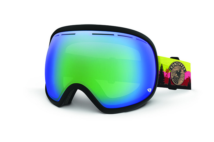 Fishbowl Snow Goggle