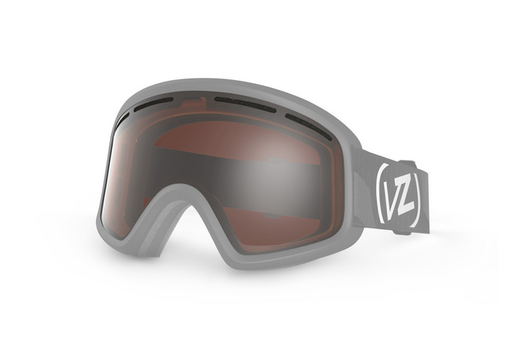 VonZipper Trike Kid's snowboard & ski goggle replacement lens in nightstalker blue. GMSLQTRL-NSL