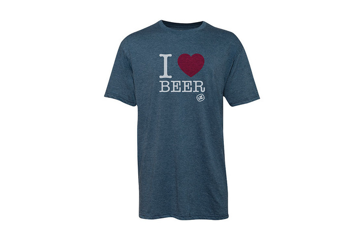 VONZIPPER TEES I HEART BEER T-SHIRT