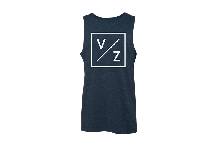 VONZIPPER TANKS PAPER KITES MUSCLE TEE