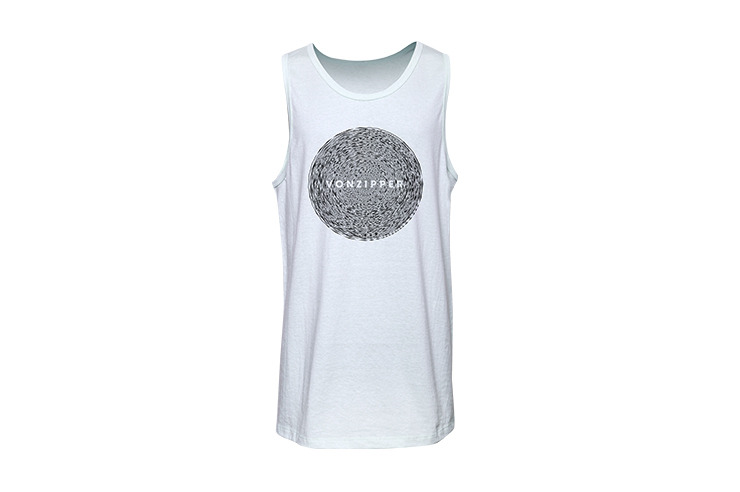 VONZIPPER TANKS SPHERE TANK TOP