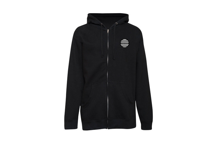 VONZIPPER FLEECE CIRQUE ZIP HOODIE