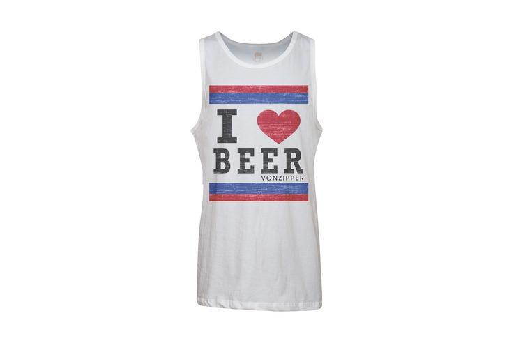 I Heart Beer Tank Top