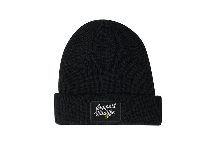 Support Wildlife Beanie