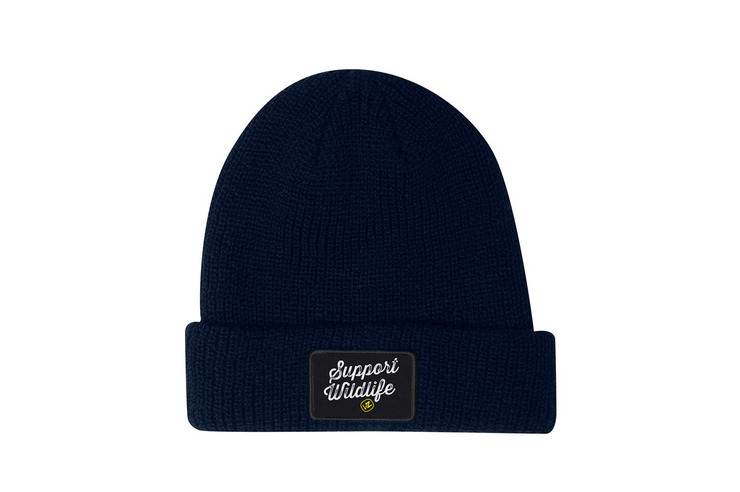 VONZIPPER BEANIES SUPPORT WILDLIFE BEANIE