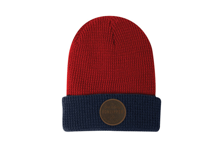 VONZIPPER BEANIES THE WAFFLER BEANIE