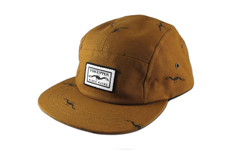 Serpentine Strapback Cap