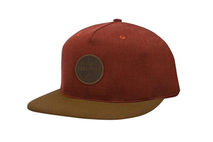 Glen Corduroy Snapback Hat