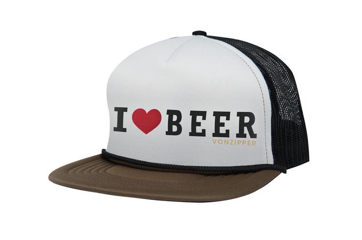 I Heart Beer Trucker Hat