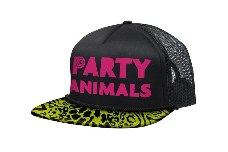 Party Animals Trucker Hat