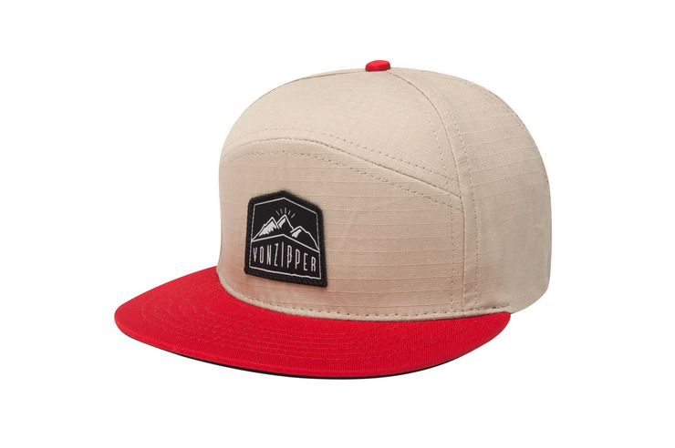Tri Tip Strapback Hat