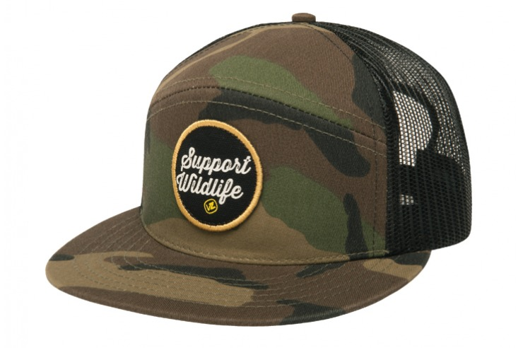 VONZIPPER HATS SUPPORT WILDLIFE HAT