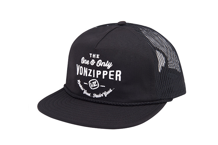 VONZIPPER HATS ONE AND ONLY HAT