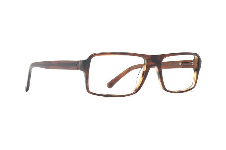 VonZipper Ctrl Alt Del optical eyeglasses in tortoise gloss are ready to be filled with your prescription lenses.