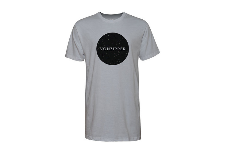 VONZIPPER TEES PAINT N ENJOY T-SHIRT