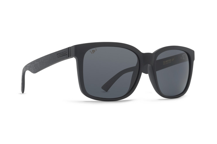 VONZIPPER POLARIZED HOWL POLARIZED SUNGLASSES