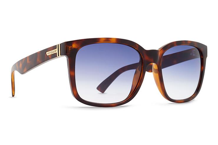 78f37a7859 VonZipper Howl Sunglasses VonZipper Howl Sunglasses SMRF7HOW-VND Havana  Tortoise Gloss Navy Gradient Howl Sunglasses