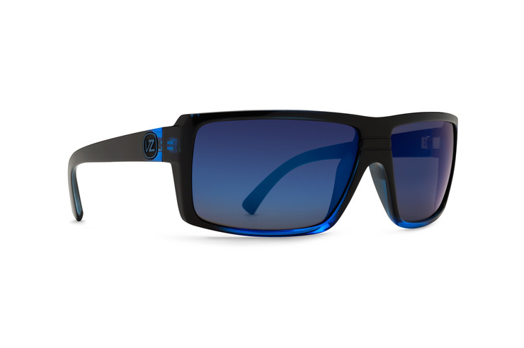 VonZipper MindGlo Snark sunglasses in blue with astro glo polycarbonate lenses SMSFCSNA-FBB