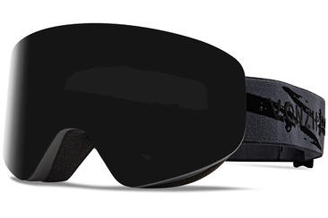 NEW Von Zipper Satellite Goggles Replacement Lens-BLK Black-SAME DAY SHIPPING!