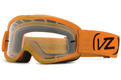 Alternate Product View 1 for Sizzle MX Goggle TANGERINE/CLEAR