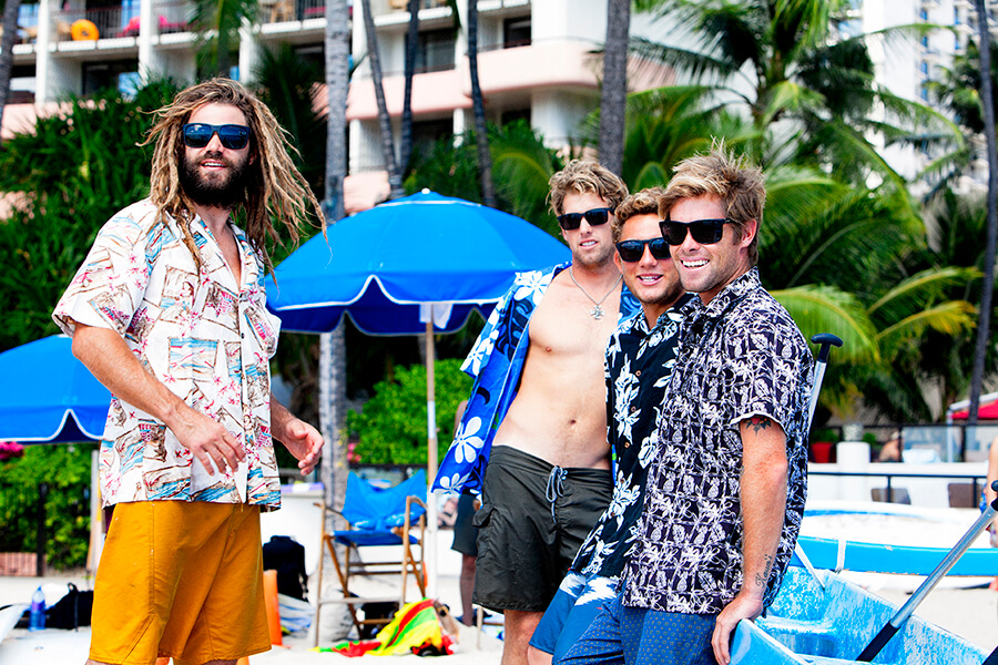 VonZipper South Shore Crew