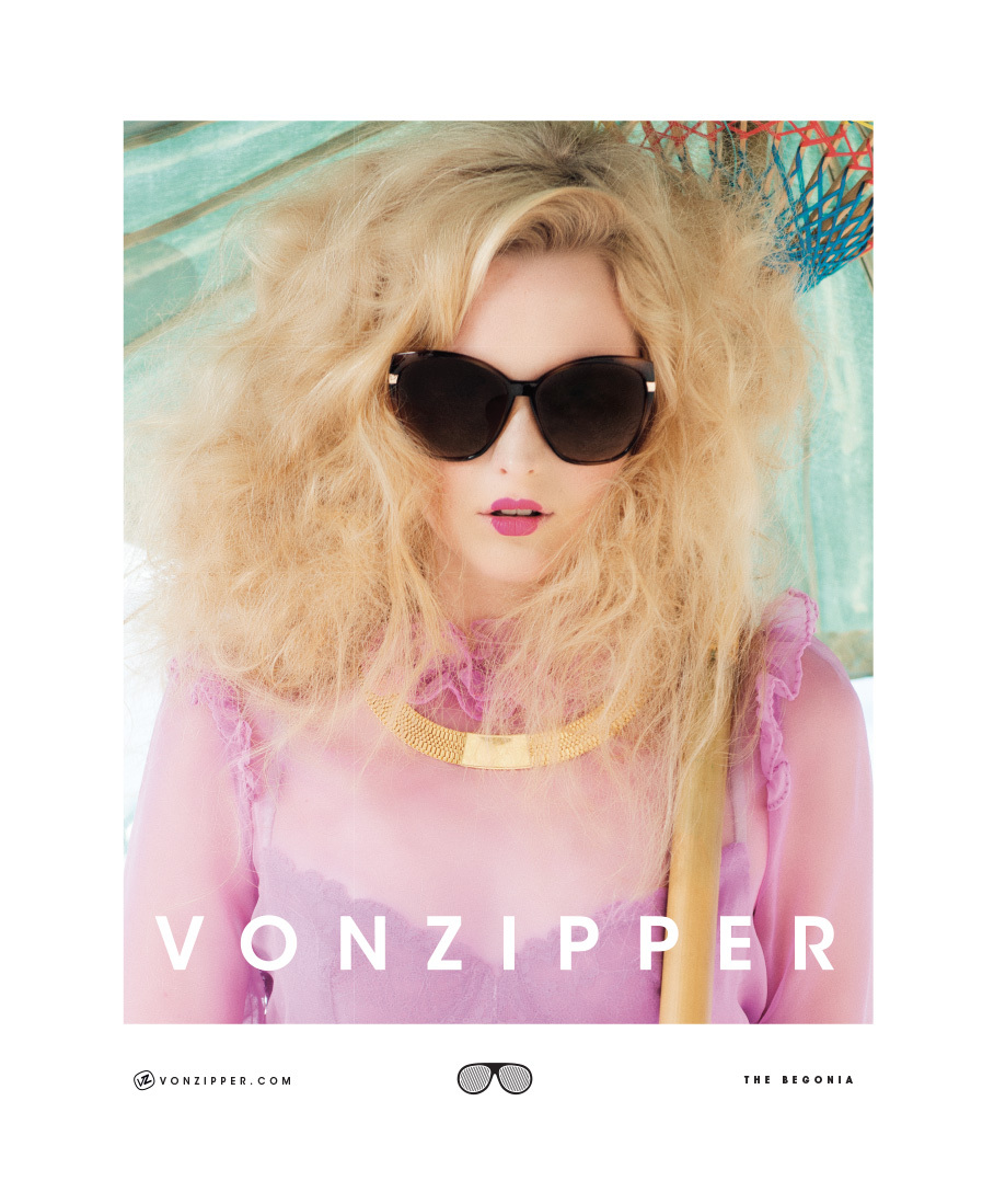 Von Zipper Womens Sunglasses  vonzipper the begonia